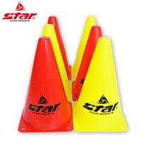 STAR 达标 达标志 桶 SA302 football training logo bucket basketball training cylinder equipment obstacle column