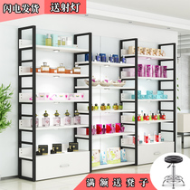 Display cabinet cosmetics cabinet beauty display rack shelf display cabinet container boutique rack product cabinet free combination