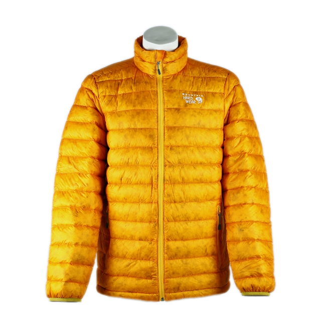 [The goods stop production and no stock]800 Peng Men's ultra-light ribs down jacket