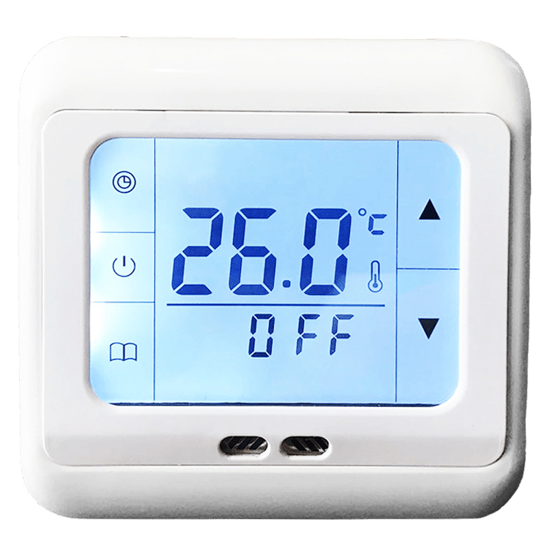 Ou Ruide floor heating thermostat, 16A ~ 30A, universal water and electricity heating, mobile phone WIFI remote control!