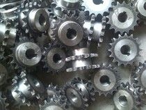 Non-calibrated industrial gear sprocket chain stainless steel sprocket stainless steel chain stainless steel gear