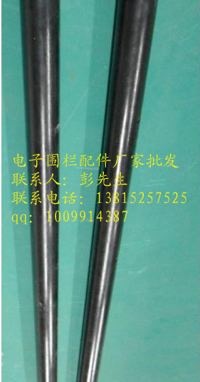 Glass fiber tube high voltage insulation rod electronic fence 9.5mm fiberglass middle rod accessories hanging rod