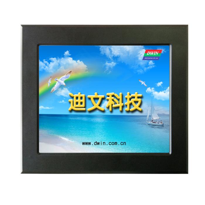 DMT10768T097_18WT 97 pouces Devon Industrial Serial Screen TouchScreen HMI Human Interface