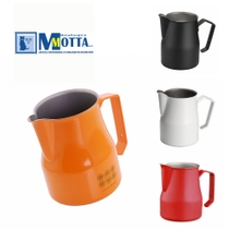 Imported Italian Motta Cup pull tank latte coffee milk canister milk bubble cup motta pull cylinder