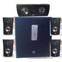 Pure Import/5.1 Channel/Home Theater/10-inch Active Subwoofer Overshock