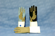 Foil Fencing Gloves Gold must-win fencing three with gloves (washable) Sword Association designated entry Supplies