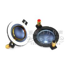 34.4mm high-pitch coil with pillar, blue film, imported blue film flat aluminium coil loudspeaker accessories