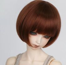 13 14 16bjdsd doll wig 3 points 4 points short hair-like doll hair student-fa38