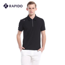 Rapido counter with the summer new mens sports short sleeve polo shirt CN7242P02