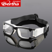 Bertha eyes to play professional basketball equipment for outdoor sports glasses can be equipped with anti fog goggles football male myopia