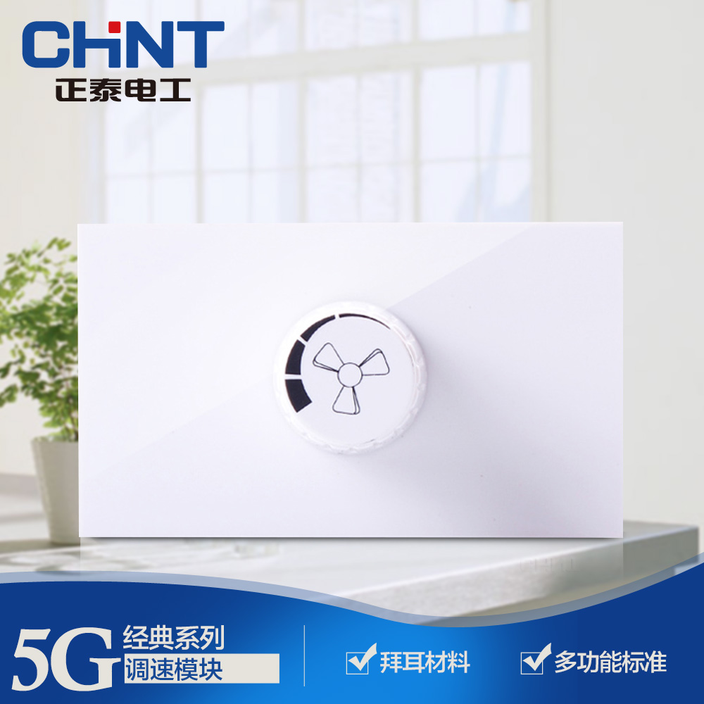 Zhengtai Switch Socket 118 Wall Switch NEW5G Binary Speed Module