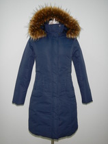 Original down jacket exports form a single slim XL girls long down coats on sale
