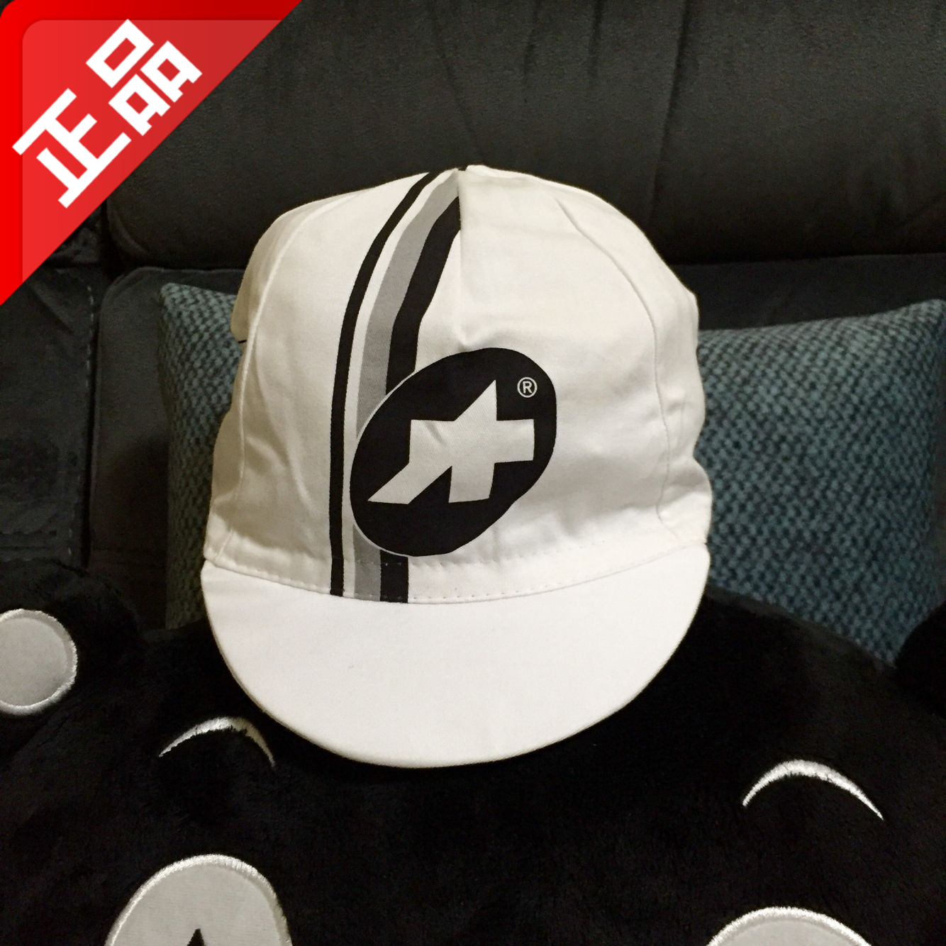 [The goods stop production and no stock]Authentic ASSOS riding hat riding hat outdoor bicycle hat men and women sunscreen