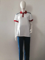 (Please note school under a single name) sportswear haicang district middle school students (summer Lady)
