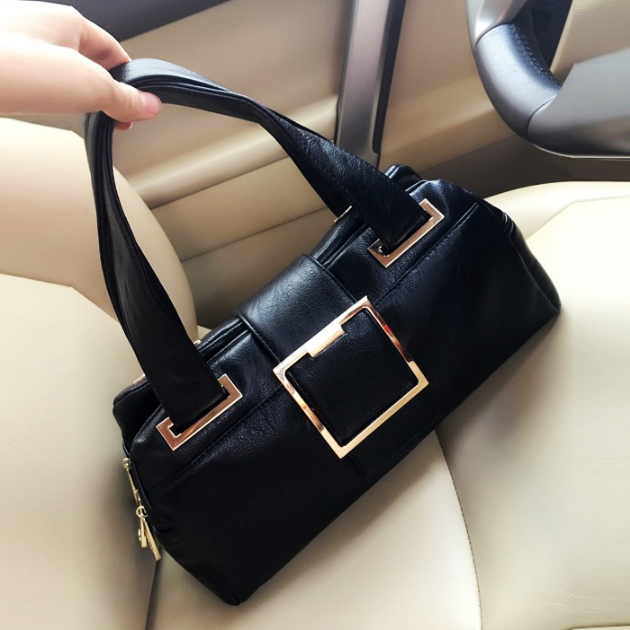 Pillow bag lady bag lady bag lady 2019 new style lady bag Baitao texture summer and Korean version of mother's atmospheric fashion handbag