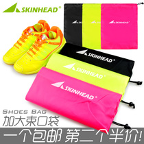 Genuine skinhead first-flight shoe bag bundle pocket wet Pocket Badminton bag second half price