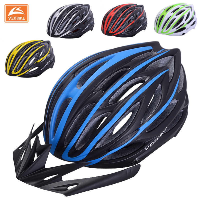 VEOBIKE only riding helmet mountain road bicycle equipment helmet integrated molding riding cap