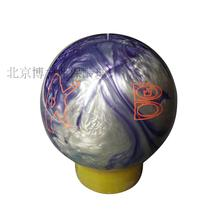 Beijing new mixed-color bowling supplies explosion personal dedicated bowling curve Ball Brunswick Bowling