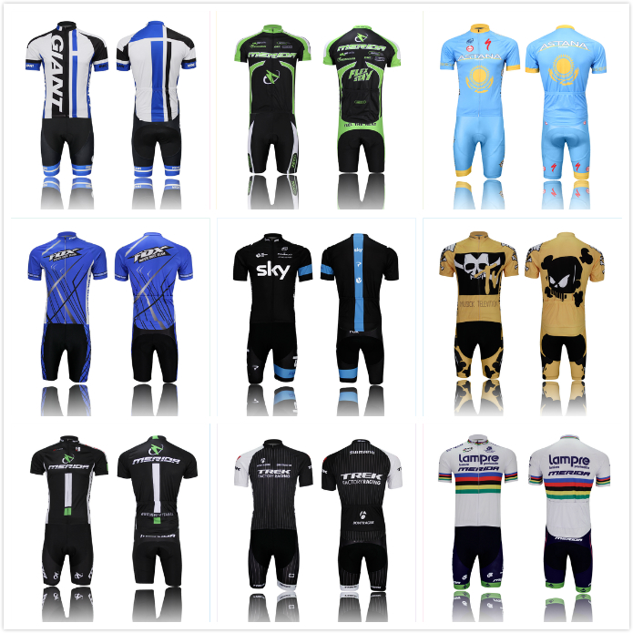 Team Edition Cycling Jersey Tour Road Bike Short Sleeve Jersey Summer Jersey Customized