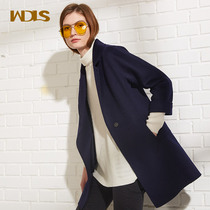 Weiduolasi ladies wool coat woolen cloth coat winter coat windbreaker