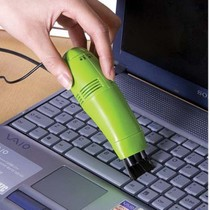Computer keyboard cleaning brush USB mini vacuum cleaner in addition to dust keyboard brush computer cleaning brush cleaner