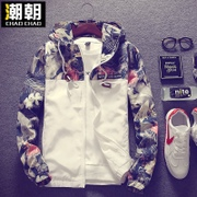 In the spring of new men's youth leisure jacket Kuanqiu summer sun Mens clothes thin coat Korean students tide