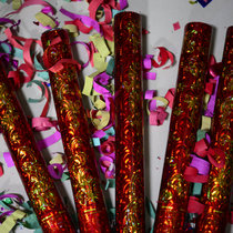 Dragon and Phoenix Fireworks handheld open spray ribbon color slices petals wedding fireworks wedding petals Kaleidoscope Salute ceremony Celebration