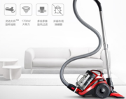 Vacuum cleaners, high power car washing, vacuum cleaners, car type mite, small wire charging type, strong static dry wet suction