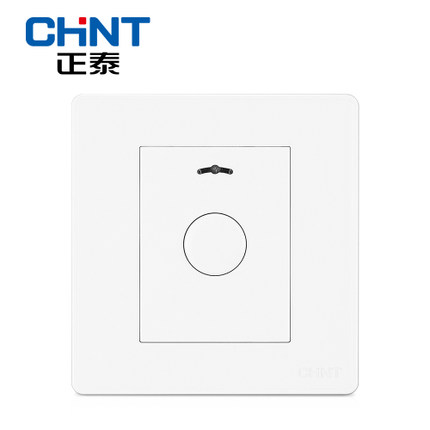 Zhengtai Electrical New Wall Switch Socket NEW2D Ivory Large Panel Touch Key Delay Switch