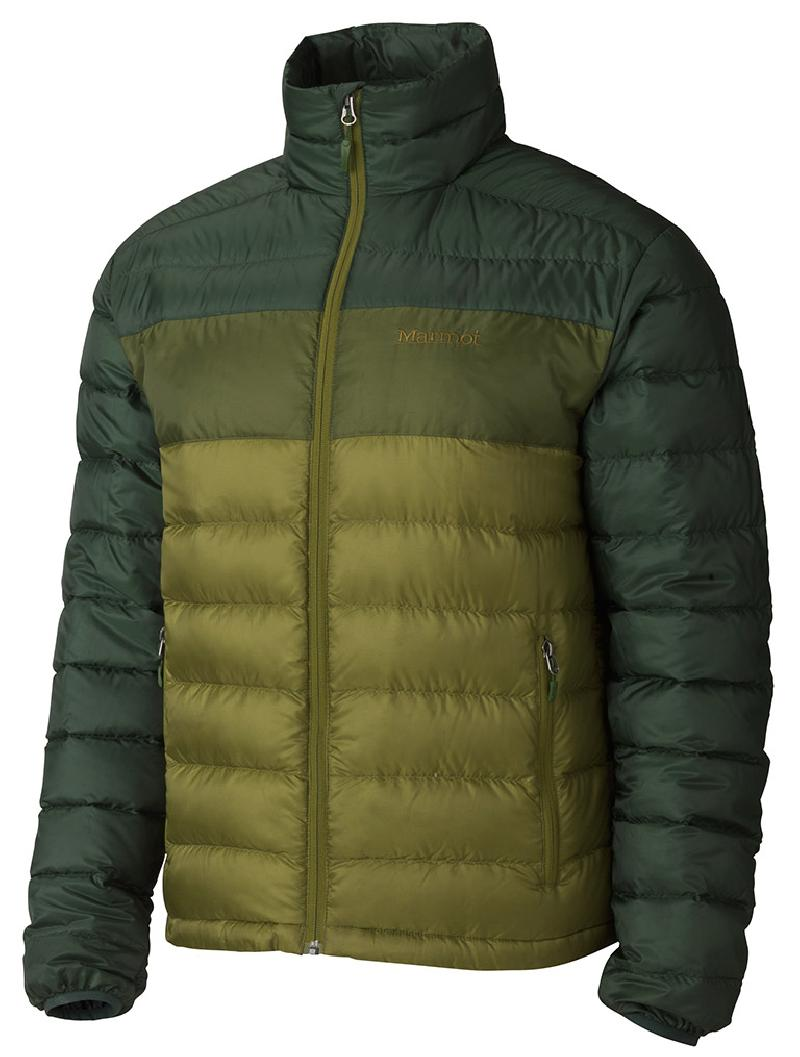 MARMOT/Ma Mo Shan 71260 Men's Outdoor Sports New Warm Down Dress Package