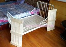 Ikea retractable childrens bed Sanvitlogenbusonna full paved wooden board