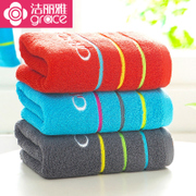 Jieliya cotton towel Cotton thickened lovers towel towel washcloth adult comfort water bag mail