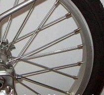 Skud magnet vehicle accessories factory direct supply spokes wire 14 inches 16 inches 18 inches