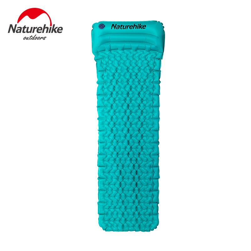 NH inflatable mattress outdoor tent mattress single air mattress mattress ultra-light eggshell tent mattress egg nest moistureproof mattress