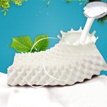 Rozen бренд группы постельные принадлежности натуральный каучук подушка Подушка ядро защиты шеи шейки матки латекс подушка большие частицы