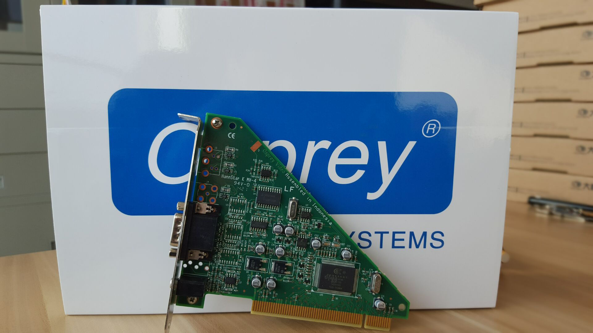Osprey 210 Streaming Media Acquisition Card
