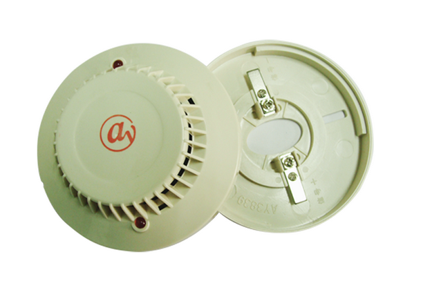 Liaoning Anyu JTW-CD-AY3900 point type temperature fire detector Anyu Wen sense alarm