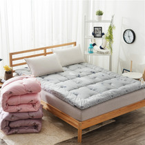 Dormitory single double cotton wool mattress dont run soft fluffy warm mattress pad for fall winter is