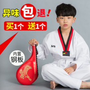 Taekwondo foot target training target of adult Taekwondo foot to foot double target target target target children hand foot.