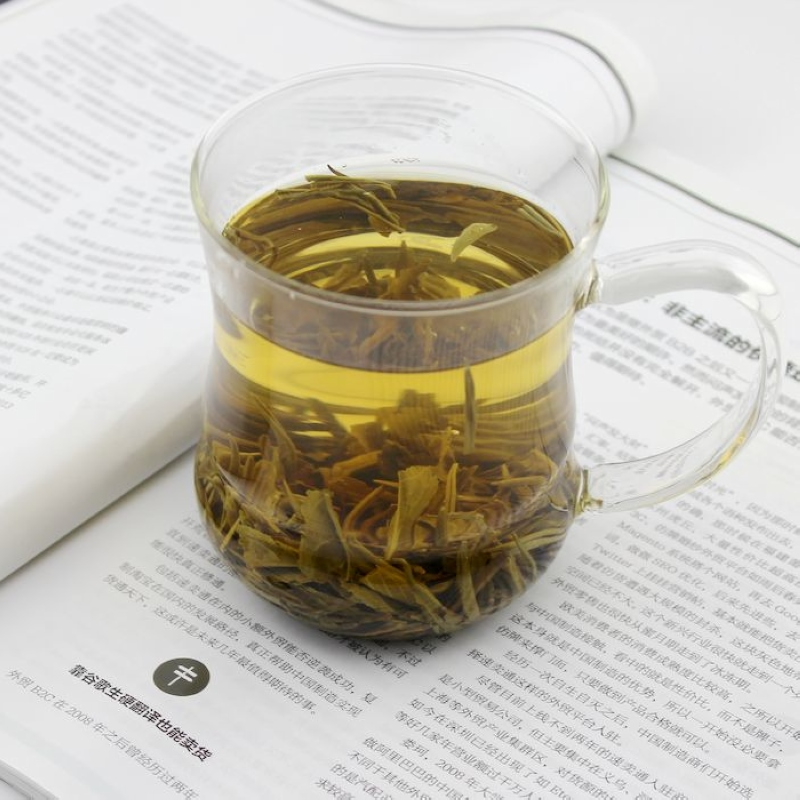 [The goods stop production and no stock]2018 New Tea Emblem Zou Luzhou Super Jasmine Tea Tea White 250g