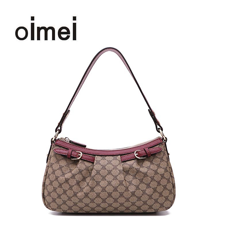 Oimei mother's bag middle-aged lady's bag oblique handbag middle-aged lady's bag simple one-shoulder bag