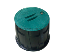 New material Belt Quality inspection report 910 10 inch plastic valve box water trap buried valve box valve well