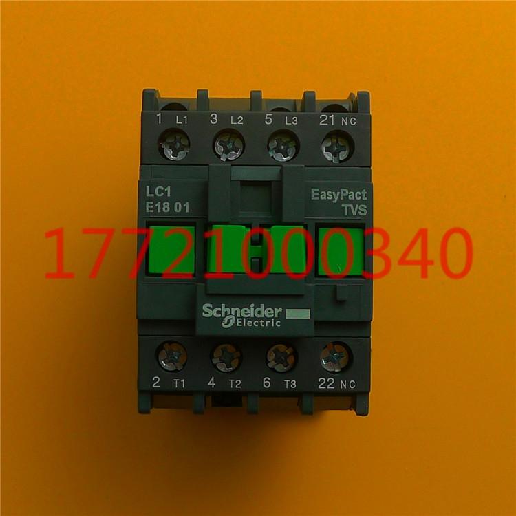 Schneider LC1E1810B5N AC Contactor AC24V 18A New in box