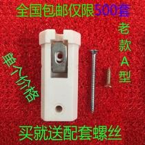 Folding Door accessories New Old balcony kitchen sliding doors folding door accessories titanium Magnesium alloy Door toilet