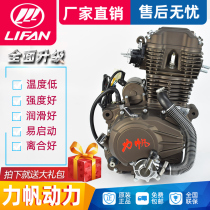 Lifan Power 175 200 250 super-cooled 300cc water-cooled motorcycle tricycle new head engine assembly