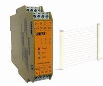 LNTECH莱恩光栅安全继电器SR4P2A1B22光电继电器SR4P2A1B24P