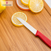 Fruit knife Victorinox Vivtorinox Swiss Army knife kitchen knife blade 5.0401 high quality stainless steel straight knife