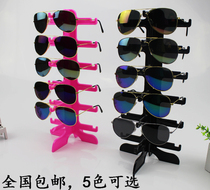 New glasses display shelf props glasses stand exhibition stand sunglasses display shelves display stand