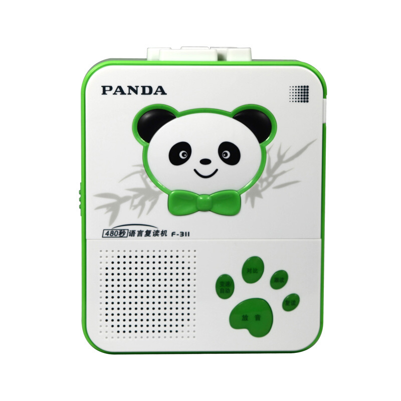 PANDA/Panda F-311 Repeater English Learning Machine Tape Single Player Walkman Portable Student Children