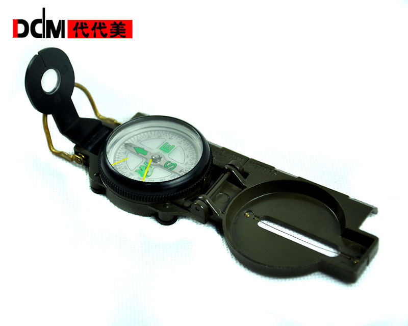 DDM/Yo Daimei Easy to carry Wear-resistant hand-held compass direction instrument